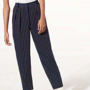 Aritzia Babaton pinstripe pants